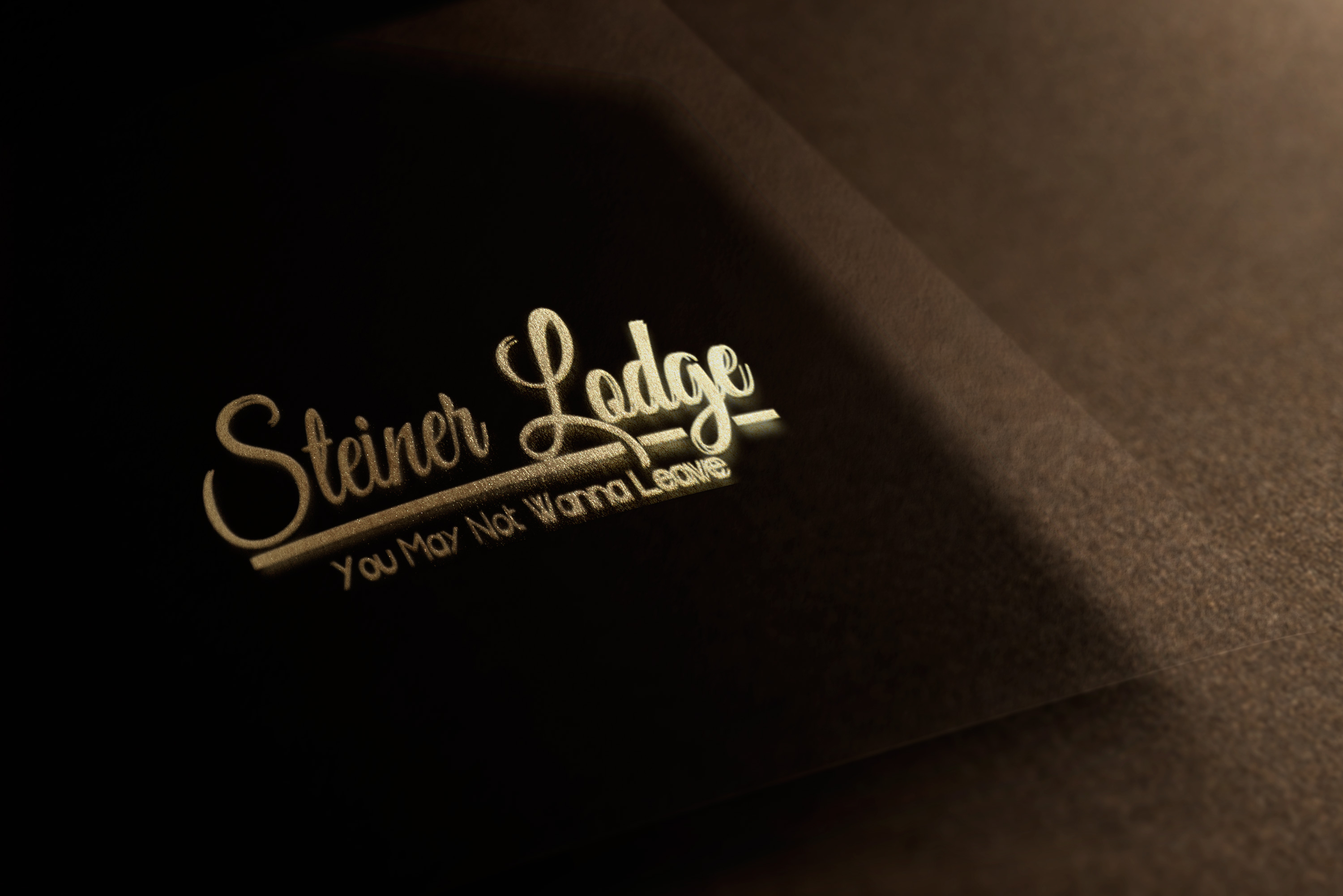 Steiner lodge logo design