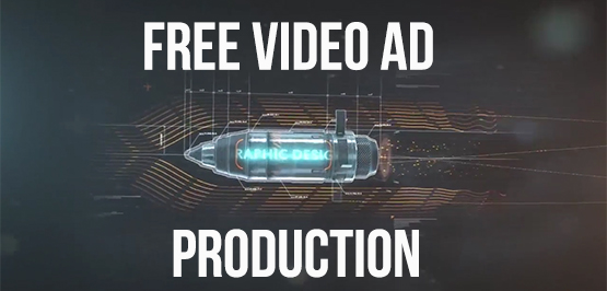 Free Video Ad Production