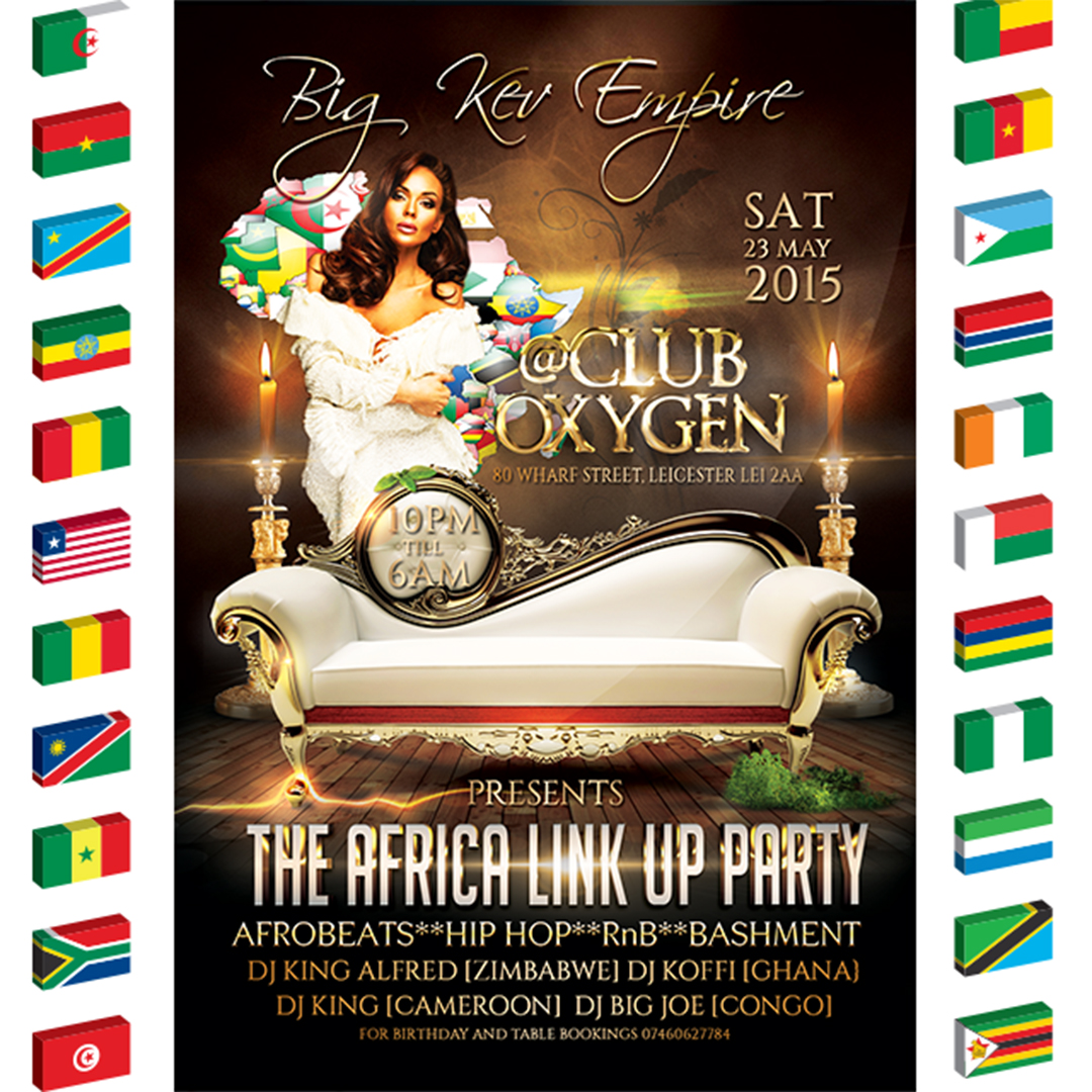 Flyer designs by Clymat Design